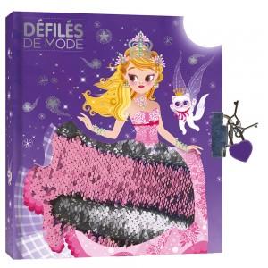Defiles de Mode Carnet Secret Princesse