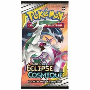 Booster Pokemon Eclipse Cosmique et Lune SL12