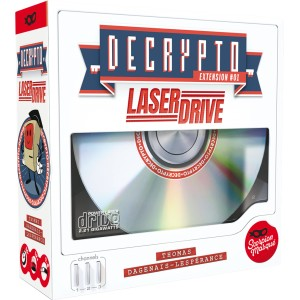 Decrypto Laser Drive Extension