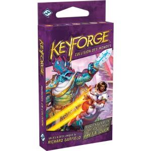 Keyforge Deck Collision des Mondes