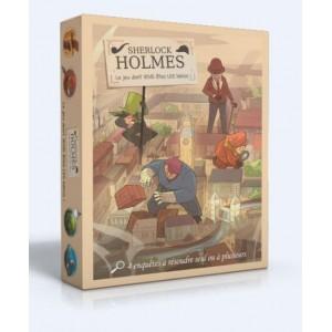 Sherlock Holmes Le Jeu Dont Vous Etes Le Heros