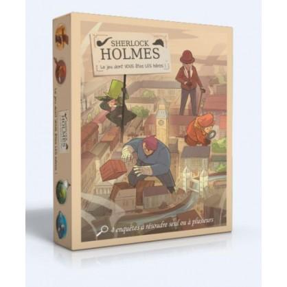 Sherlock Holmes Le Jeu Dont Vous Etes Les Heros
