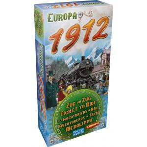 Les Aventuriers du Rail Europe 1912