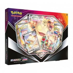 Coffret Pokemon Miaouss VMAX