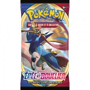 Booster Pokemon Epee et Bouclier EB01