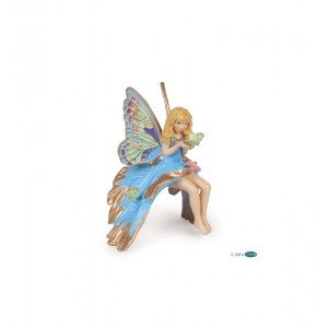 38826 Elfe Enfant Bleu