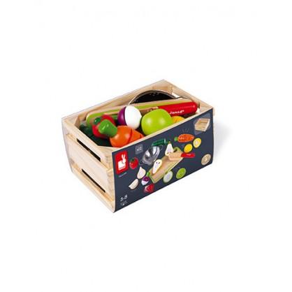 Maxi Set Fruits et Legumes a Decouper