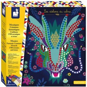 Mosaiques Creatures Fantastiques