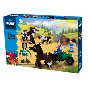 Box Mini Basic La Vie au Ranch 360 Pieces