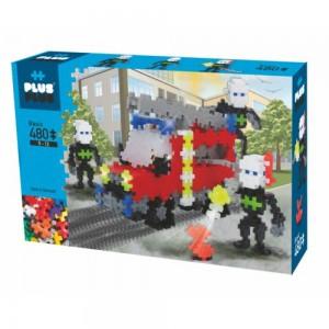 Box Mini Basic Brigade Incendie 480 Pieces