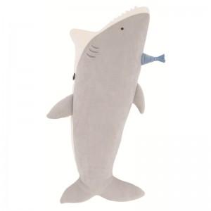 Peluche Kiba Le Requin - Taille M 43 cm