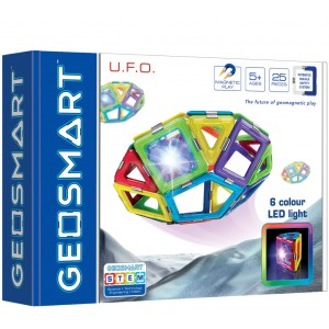 Geosmart UFO Ovni 25pcs