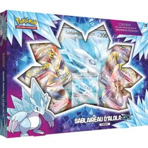 Coffret Pokemon GX Sablaireau d Alola