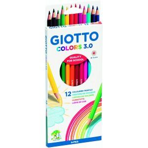 12 Crayons de Couleur Color 3.0
