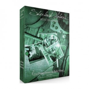 Sherlock Holmes DC Francs Tireurs de Baker Street