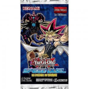 Booster Yu Gi Oh ! Speed Duel Les Epreuves du Royaume