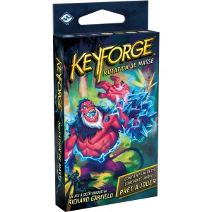 Keyforge Deck Mutation de Masse