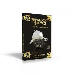 Bd Sherlock Holmes Enquetes Surnaturelles