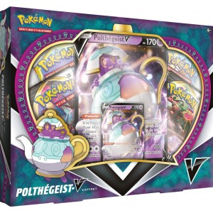 Coffret Pokemon Polthégeist V