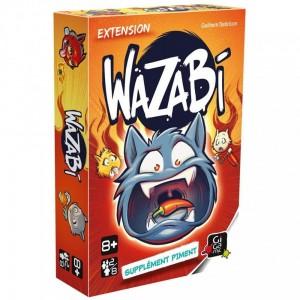 Wazabi Supplement Piment