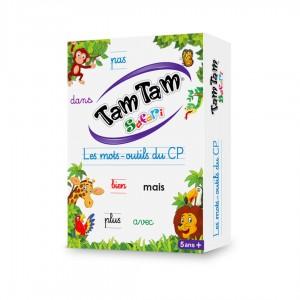 Tam Tam Safari Les Mots Outils du CP