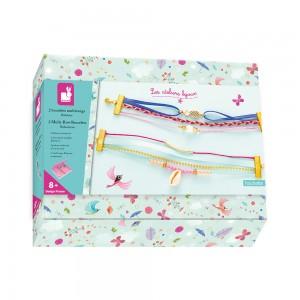 Kit Creatif Bijoux Bracelets Multirangs Bohemes