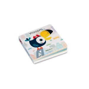Vrooom Livre Sonore et Tactile