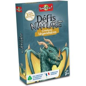 Defis Nature Créatures Légendaires