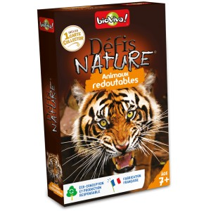 Defis Nature Animaux Redoutables