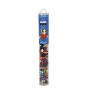 Tube Mini Basic 100 pieces - PlusPlus 20mm