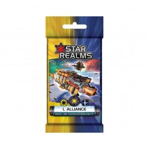 Star Realms Deck de Commandement L Alliance