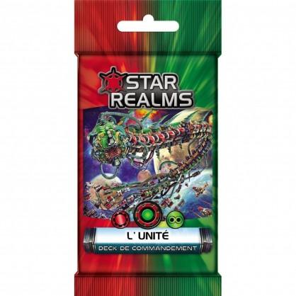 Star Realms Deck de Commandement L Unite