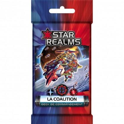 Star Realms Deck de Commandement La Coalition