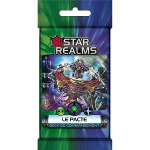Star Realms Deck de Commandement Le Pacte
