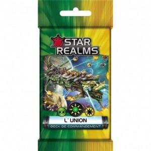 Star Realms Deck de Commandement L'Union