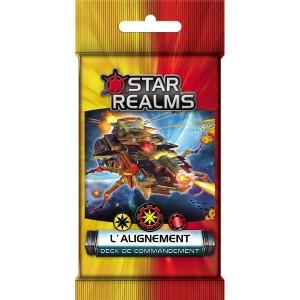 Star Realms Deck de Commandement L'Alignement