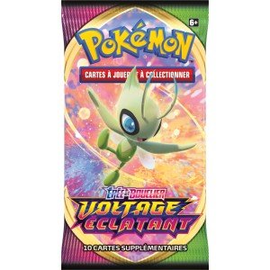 Booster Pokemon Voltage Eclatant Epee et Bouclier EB04