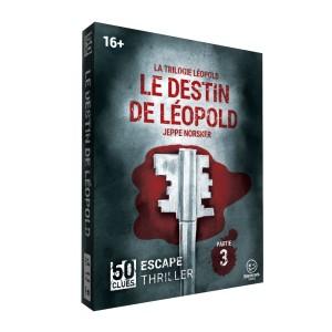 50 Clues Le Destin de Leopold