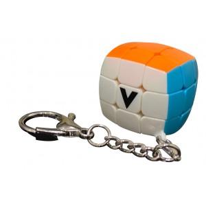 Porte Cle V Cube 3 Classic Bombe