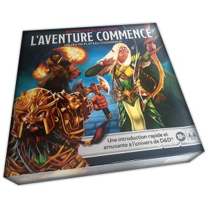 Dungeons & Dragons L Aventure Commence