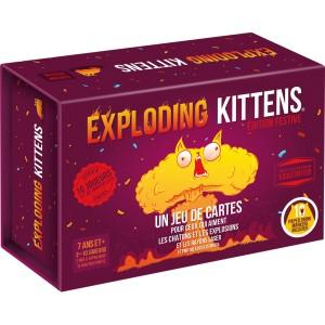 Exploding Kittens Edition Festive