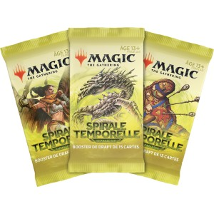 MTG Booster Spirale Temporelle Remastered FR