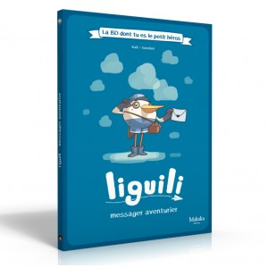 Bd Liguili Messager Aventurier