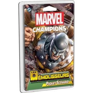 Marvel Champions Les Demolisseurs