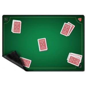 Tapis de Cartes Belote Pro 40X60 cm