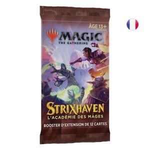 MTG Booster d Extension Strixhaven FR