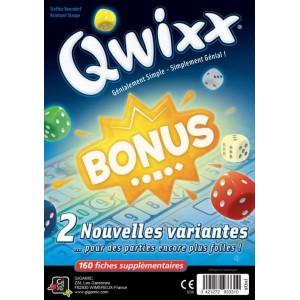 Qwixx Bonus Bloc de Score