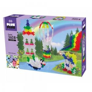 Box Mini Pastel Princesse et Montgolfière 360 pièces