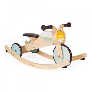 Tricycle 2 en 1 a Bascule