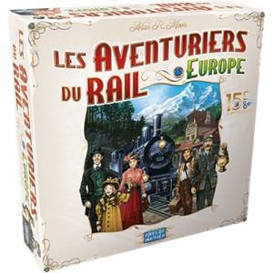 Les Aventuriers du Rail Europe 15eme Anniversaire